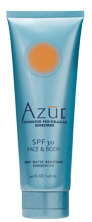 Azur Sunscreen, SPF 30 & 40