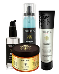 Introducing Philip B Hair Products