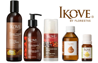 IKove Hair and Body Products