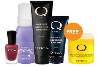 Qtica & Zoya Products