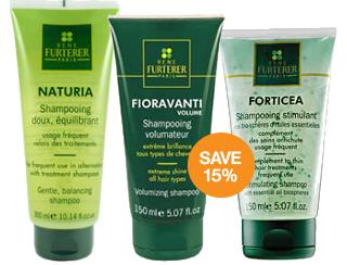 Rene Furterer Shampoos & Conditioners