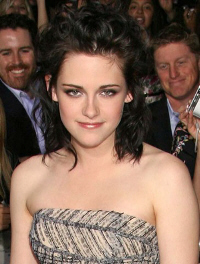 Kristen Stewart at New Moon Premiere