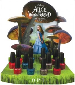 OPI Alice in Wonderland In Stock