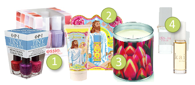 Easter Basket Ideas from Beauty of a Site