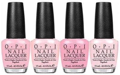 OPI Pink Soft Shades 2010