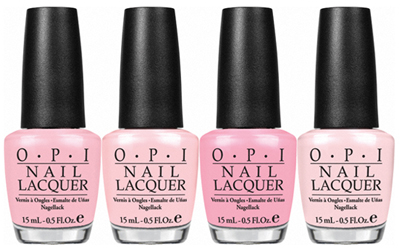 OPI Pink Soft Shades 2010