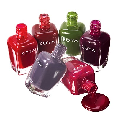 Zoya Wonderful Collection Swatches