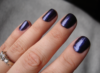 OPI Nevermore Halloween Nail Polish