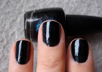 OPI Unripened Go Goth Nail Lacquer