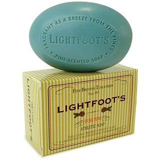 Lightfoot's Pure Pine Soap Bar