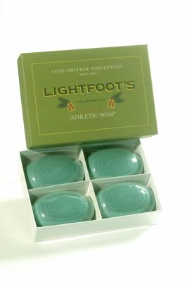 Lightfoot's Pure Pine Soap Gift Box