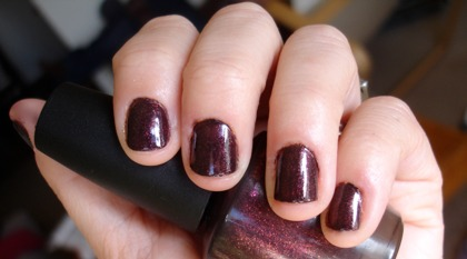 OPI Tease-Y Does It Burlesque Nail Lacquer
