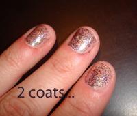 OPI Sparkle-icious Burlesque Holiday 2010 Nail lacquer