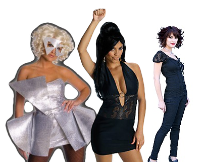 Popular Halloween Costumes 2010