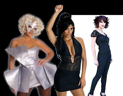 Popular Halloween Costumes 2010