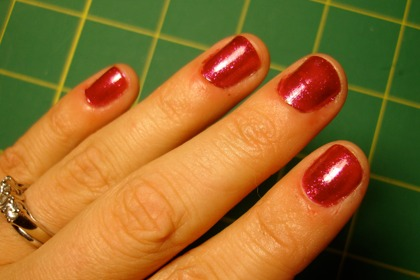 OPI Show Much Go On Burlesque Nail Lacquer Holiday 2010