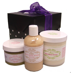 Skin An Apothecary Ginger Snap Gift Set