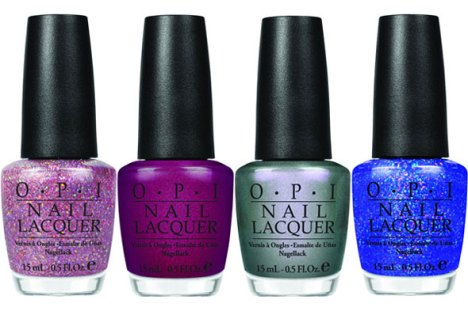 OPI Katy Perry Nail Polish Collection Teenage Dream