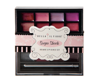 Bella Il Fiore Sugar Shack Deluxe Lip Gloss Set