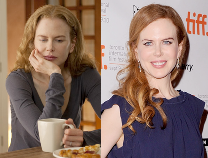 Nicole Kidman Golden Globes Rabbit Hole 2011