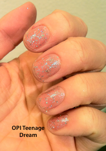 OPI Teenage Dream Katy Perry Nail Lacquer Collection