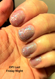 OPI Last Friday Night Katy Perry Collection Nail Polish