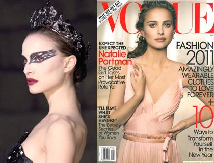 Natalie Portman Golden Globes 2011