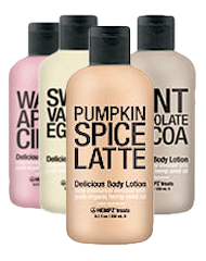 Hempz Treats Pumpking Spice Latte Body Lotion