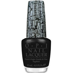 OPI Black Shatter Katy Perry Serena Nail Lacquer Nail Polish