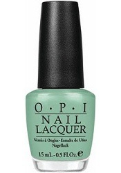 OPI Mermaid Tears Pirates of the Caribbean Nail Polish