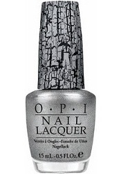 OPI Silver Shatter Pre Order Picture