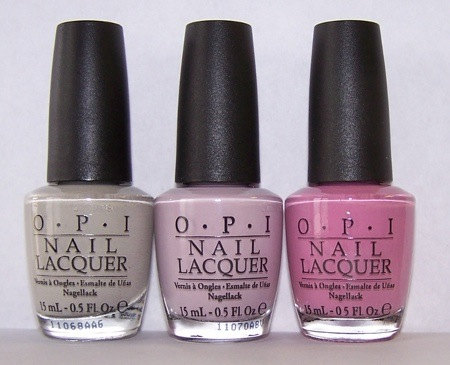 OPI Skull & Glossbones, Steady As She Rose, Sparrow Me The Drama Nail Swatches