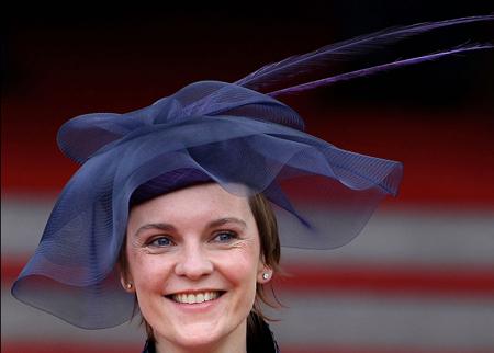 Royal Wedding Hats Justine Thornton