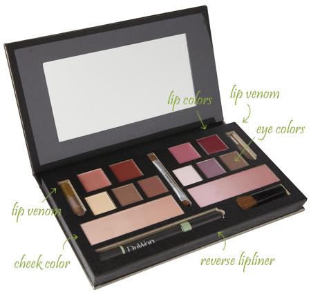 DuWop Moodswing Palette Cosmetics MakeUp