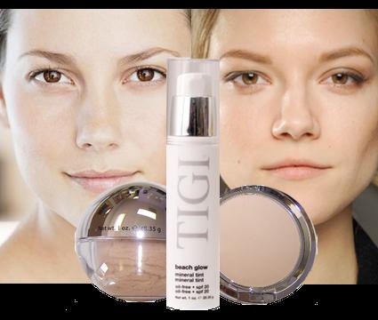 MakeUp Trend Fresh Face 2011 Tigi Mineral Tint
