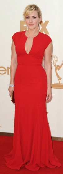 Kate Full Lenght in Red Gown