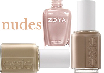Neutral Nail Polish Trends