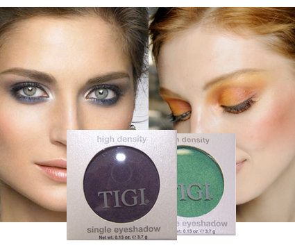 MakeUp Trends Fall 2011 Smoky Eye Colorful