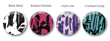 China Glaze Crackle Glaze Polish Swatches