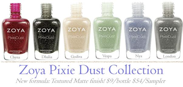 Zoya Pixie Blog