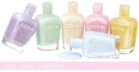 Zoya Lovely Collection