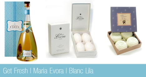maria evora and blanc lila