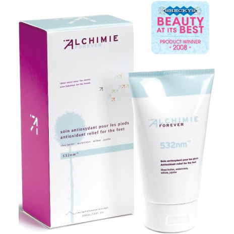 Alchimie Forever 532nm Antioxidant Relief for the Feet and Hands