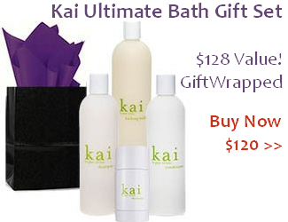 Kai Ultimate Bath Gift Set