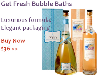 Get Fresh Bubble Bath