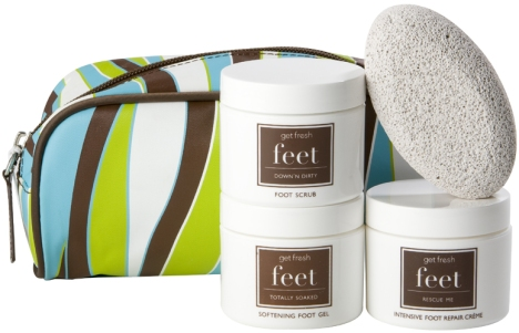 Get Fresh Relief For Tatered Tootsies Kit $21